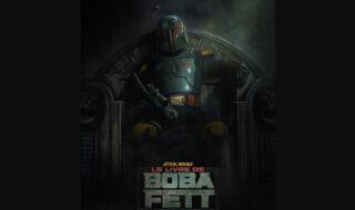 The Book of Boba Fett : Disney dévoile enfin la date de sortie et l'affiche officielle de la série