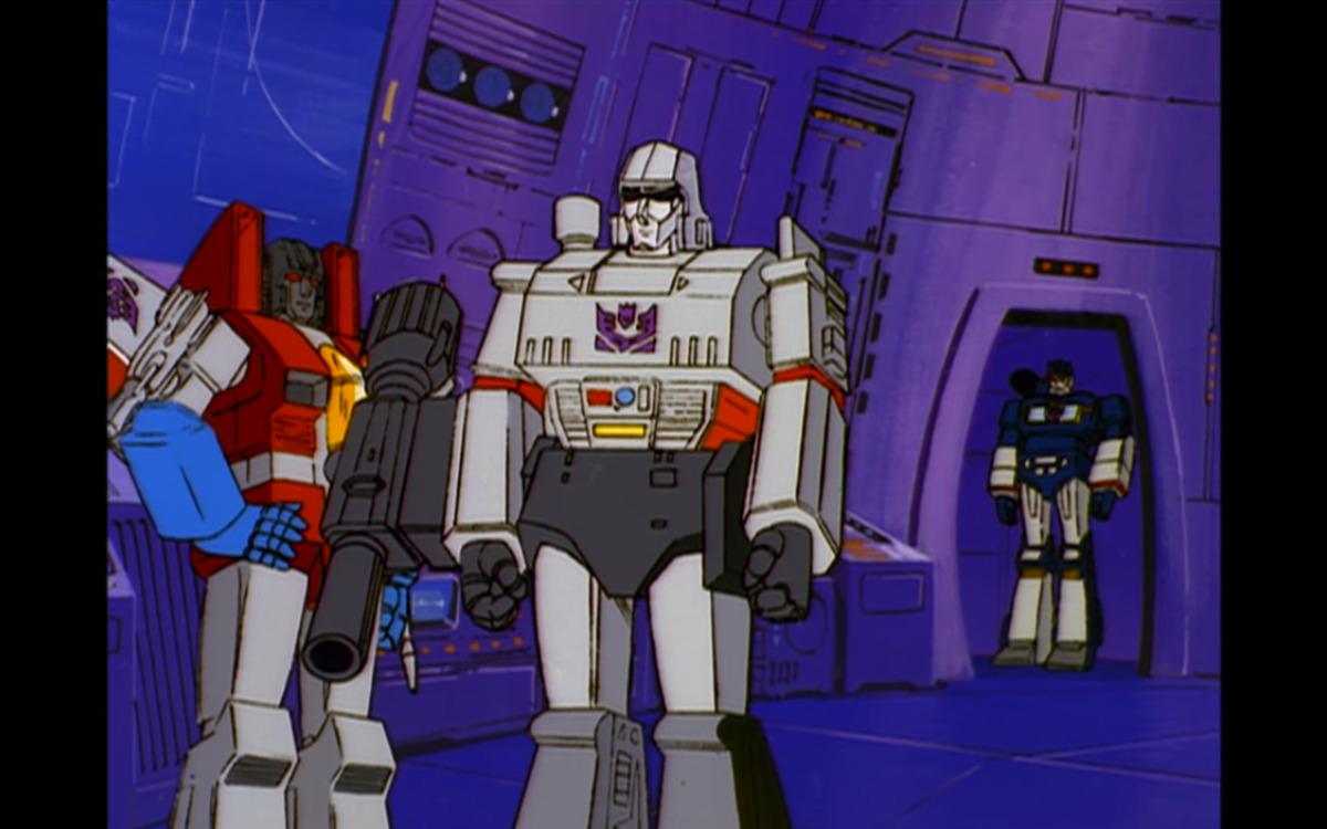 Le dessin animé Transformers désormais sur YouTube