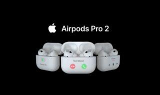 AirPods Pro 2 : date de sortie, prix, fiche technique, à quoi faut-il s'attendre ?