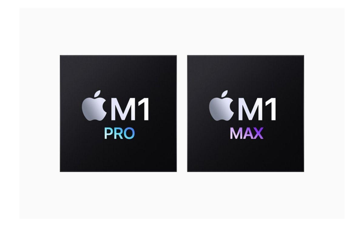 Apple M1 Pro et M1 Pro Max : tout savoir sur les nouvelles puces