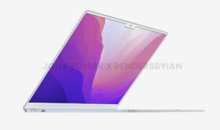 MacBook Air 2022 : date de sortie, prix, fiche technique, toutes les infos