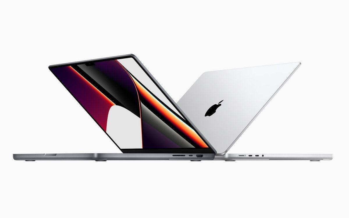 MacBook Pro 14 et 16