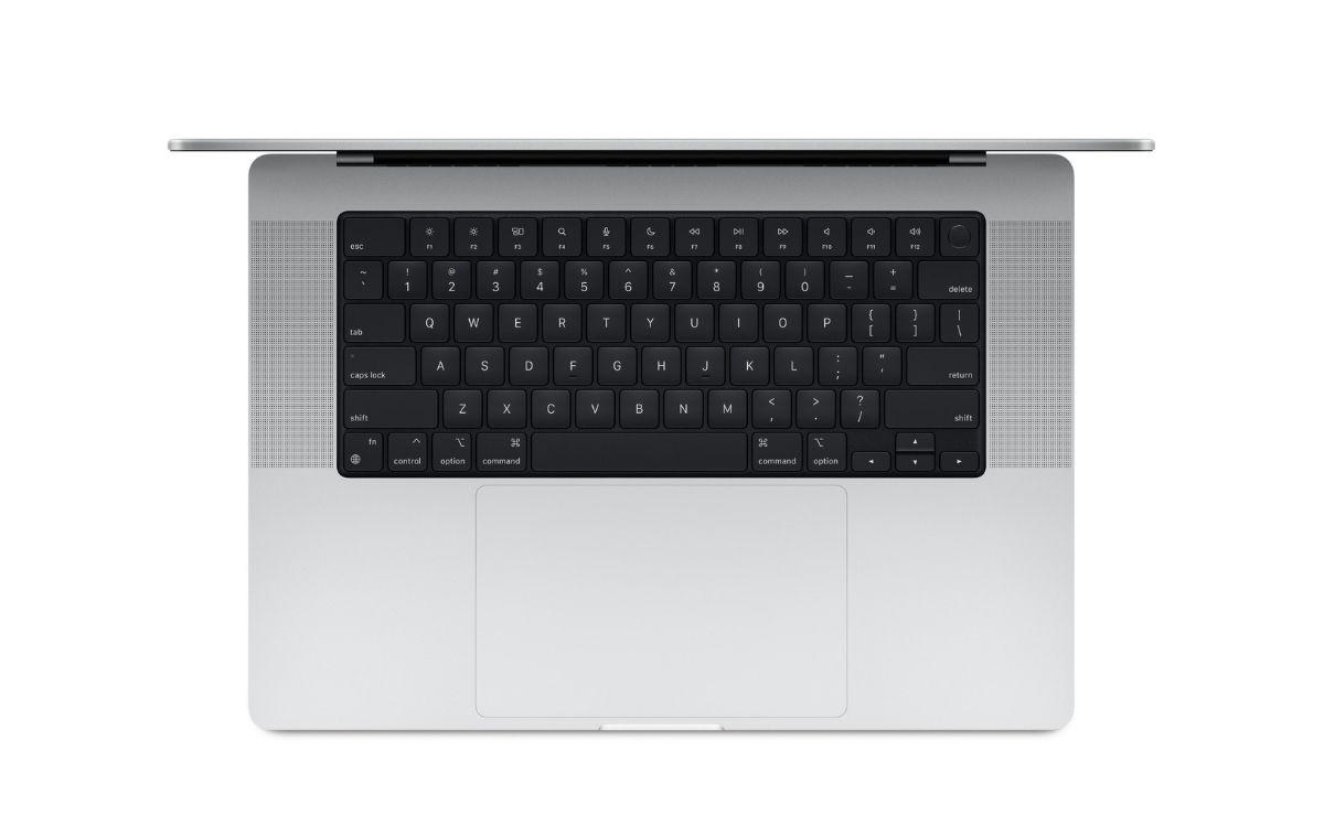 MacBook Pro 2021 pas de Touch Bar