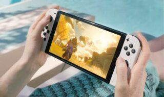 Nintendo Switch OLED : trois astuces pour éviter les brûlures d'écran
