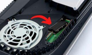 PS5 : comment installer un disque SSD M.2 sur sa console ?