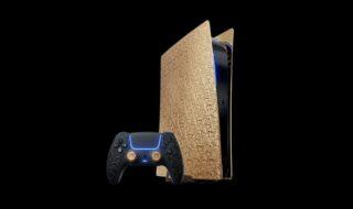 PS5 : cette édition limitée en or 18 carats est en vente à 300 000 €