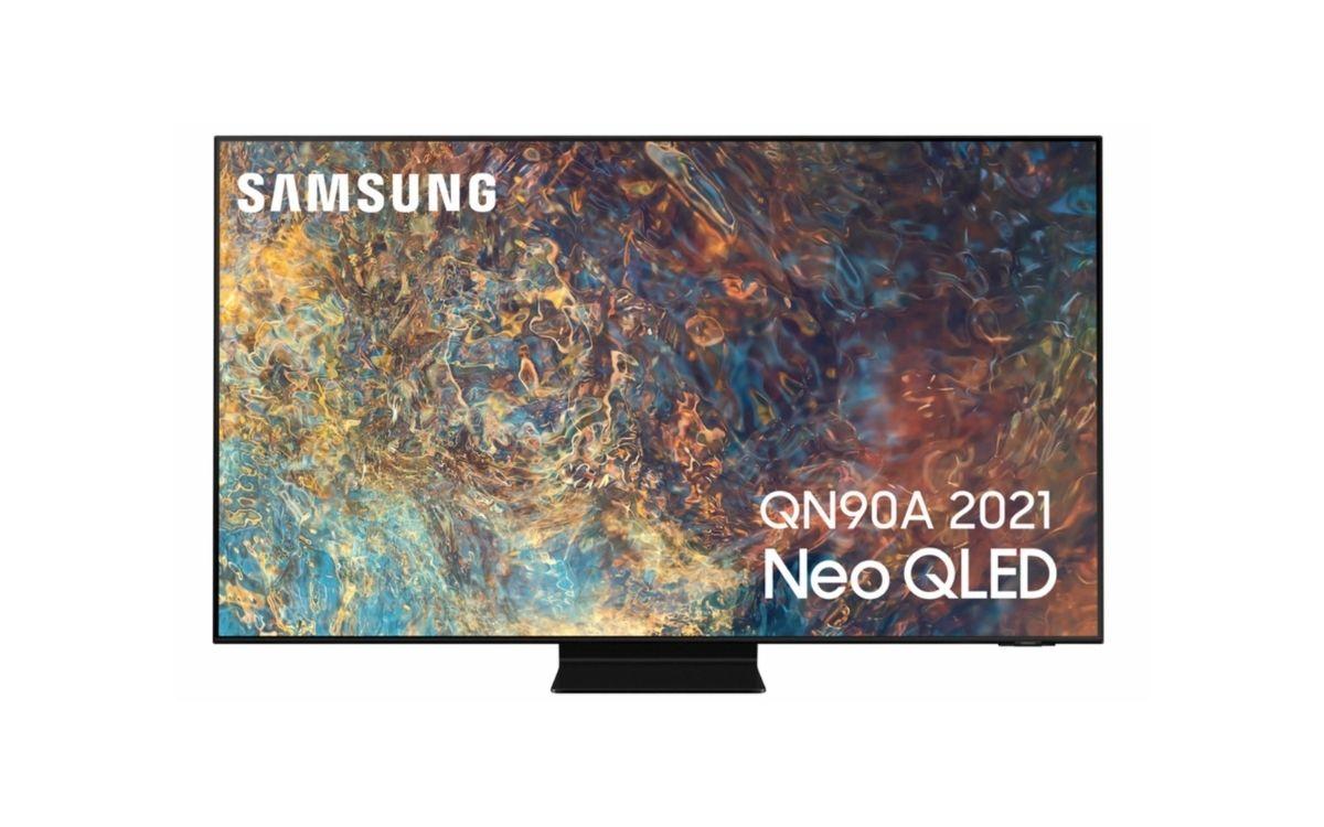 Samsung QN55QN90AAFXZA