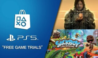 Sony PS5 Game Trials