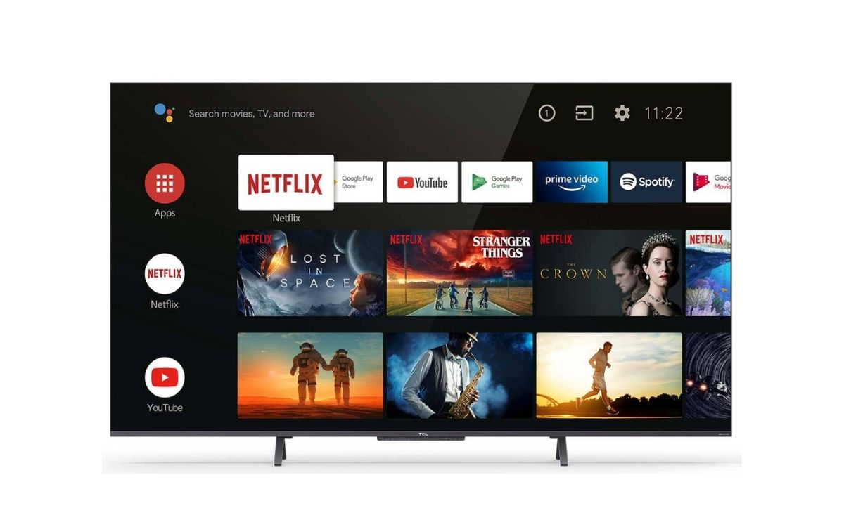 TCL 55C725