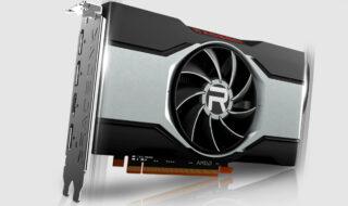 Radeon RX 6600 : AMD lance une nouvelle carte graphique à moins de 350 €