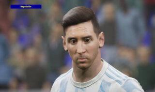 eFootball (PES) 2022 massacre le physique des joueurs, Twitter se déchaîne