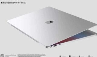 MacBook Pro 2021 : écran mini-LED, puce M1X, sa fiche technique fuite avant la présentation