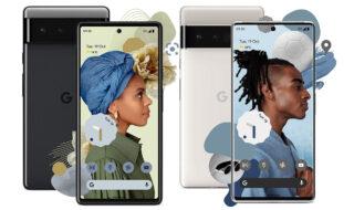 Pixel 6 et 6 Pro précommande : où les acheter au meilleur prix ?