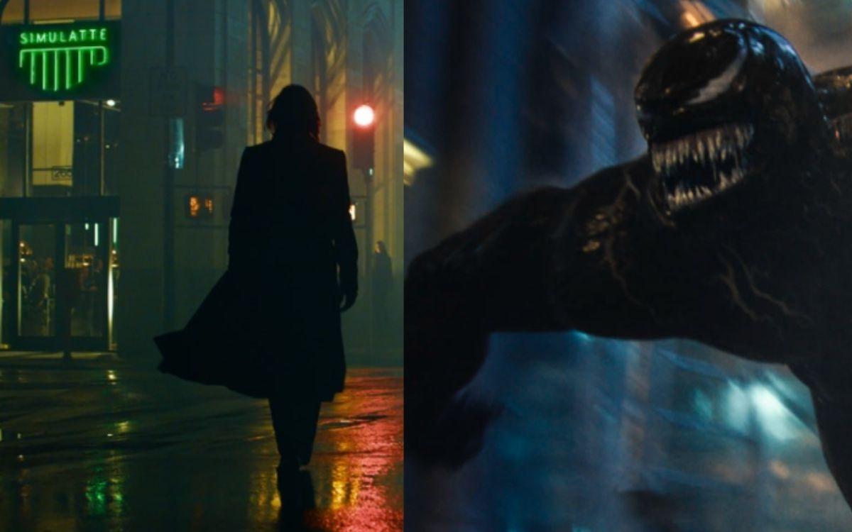 Venom 2 et Matrix 4